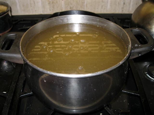 Σούπερ συνταγή σιροπιού για την άνοιξη