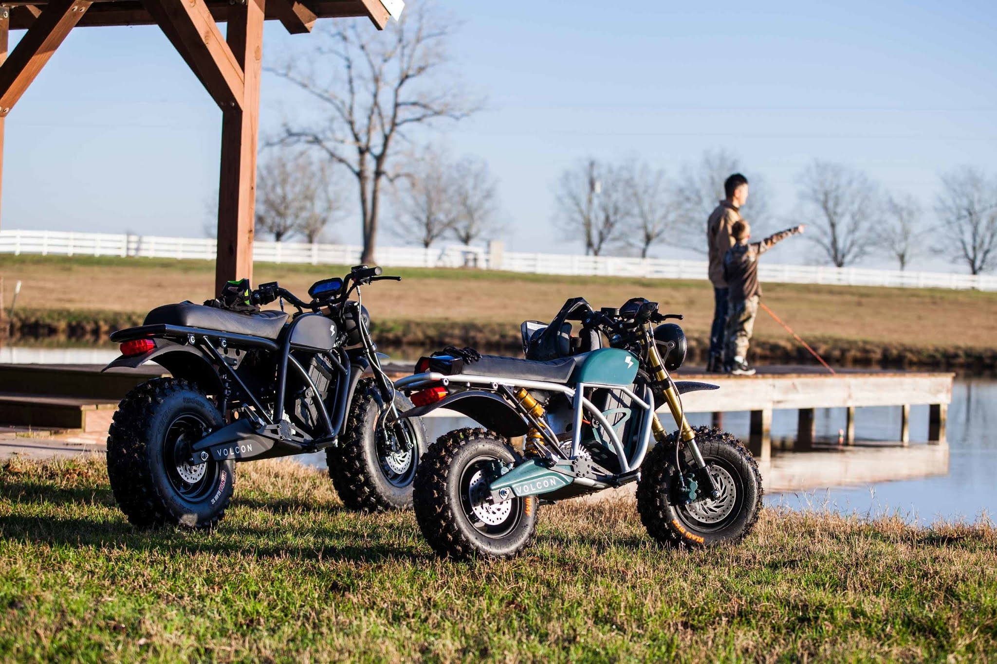 Volcon Announces All-Electric Motorcycle for Kids, Aptly Named 'The Runt'