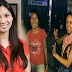 Roxanne Barcelo Serenades People of the Streets With Her Christmas Carols