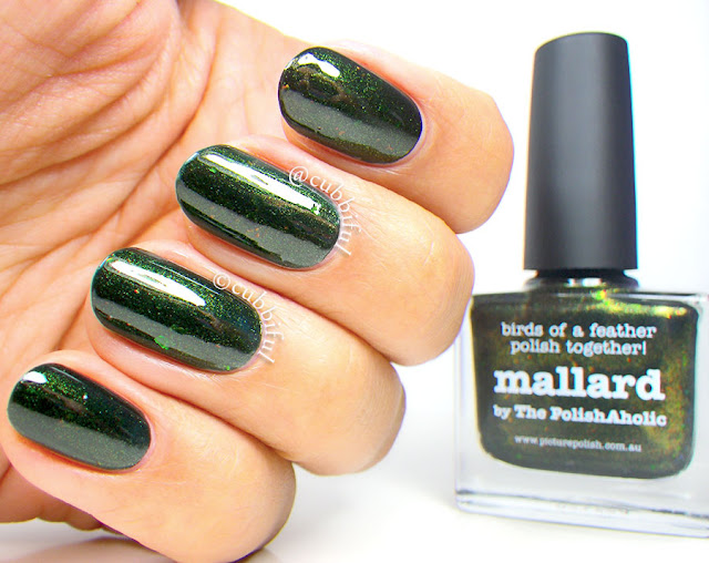 Swatch Picture Polish Mallard