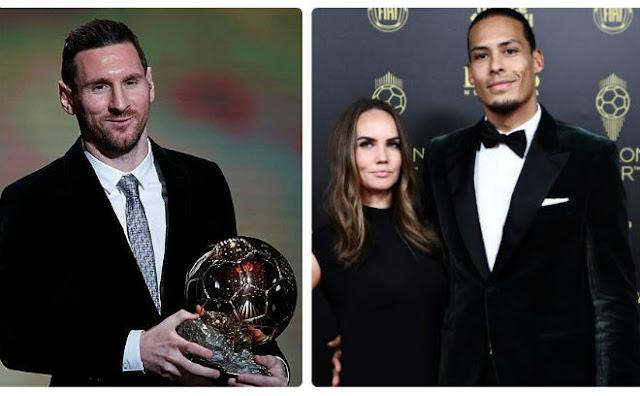 """Quả bóng vàng 2019: Van Dijk tán dương Messi, bất ngờ """"cà khịa"""" Ronaldo"""