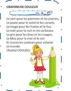 Image242 - DES POESIES POUR LA RENTREE ! Thèmes : l'école – les lettres – écrire