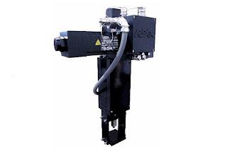 electro-hydraulic linear valve actuator