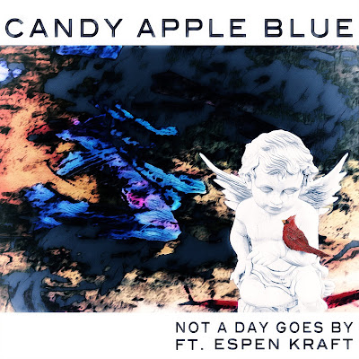 candy apple blue, not a day goes by, espen kraft
