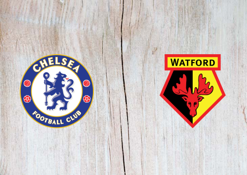 Chelsea vs Watford -Highlights 04 July 2020