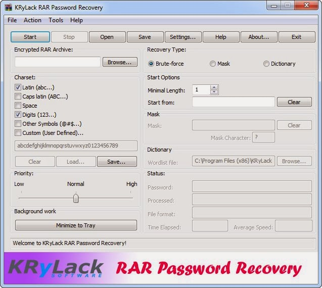 Krylack rar password recovery crack | Free Way to Get