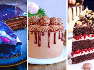 12 recettes de Layers cakes au chocolat