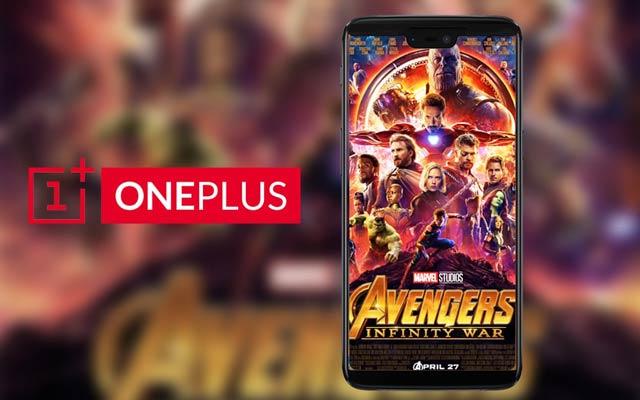 oneplus-6-avengers-infinity-war-edition-teaser