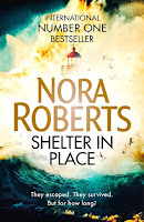 Holiday Reading List - Nora Roberts Shelter in Place