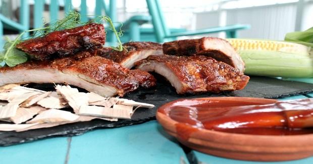 Chipotle Barbecue Pork Ribs Recipe