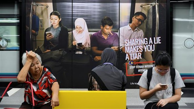 Malaysian parliament approves controversial 'fake news' law