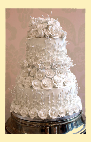 Maribelle Cakery Special Occasion Cake Gallery: Extravagant Designer Wedding Cakes- My Husband Is My Best