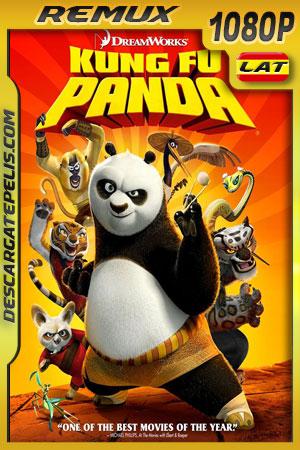 Kung Fu Panda (2008) 1080p BDRemux Latino – Ingles