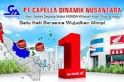 Lowongan Kerja PT. Capella Dinamik Nusantara Pekanbaru September 2019