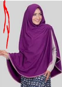 model jilbab syria terbaru