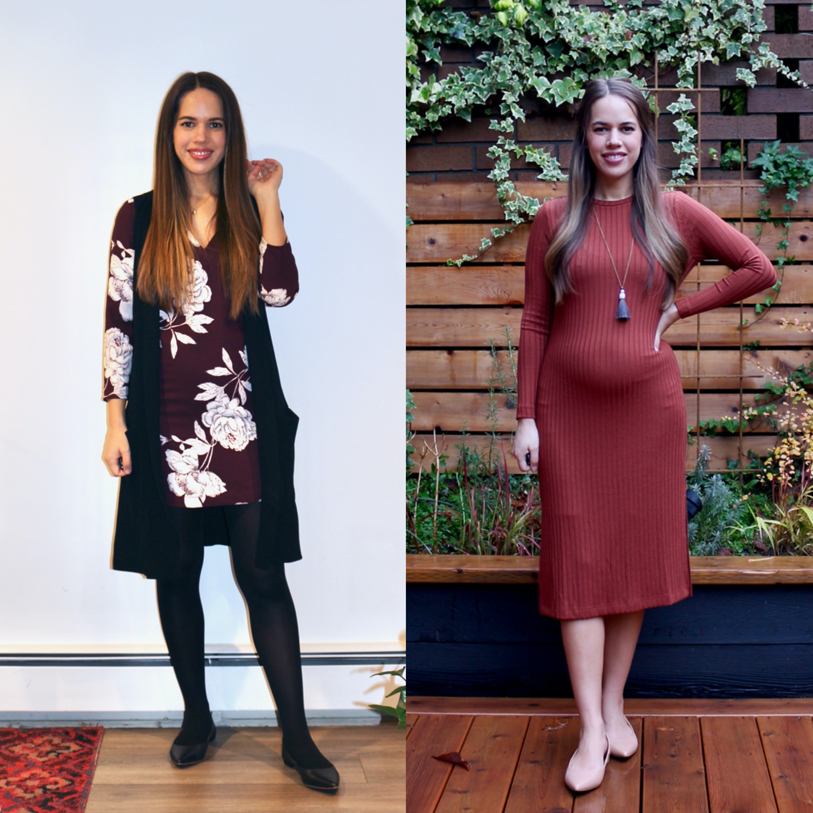 Jules in Flats - November Outfits Week 4 (Business Casual Workwear on a Budget)