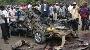 accident in sagamu, Ogun