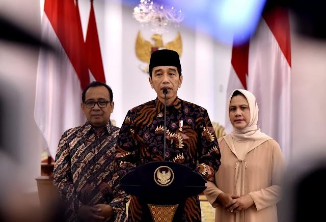 Presiden Jokowi Ajak Semua Masyarakat Indonesia Doakan Ibu Ani Yudhoyono