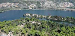 Κατατέθηκε η πρόταση ανάπτυξης στην περιοχή της Λίμνης Καΐάφα