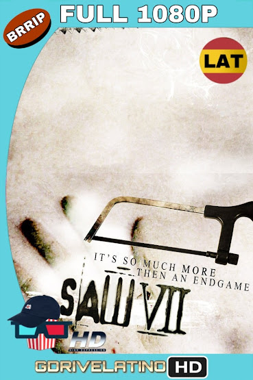 Saw VII (2010) UNRATED BRRip 1080p Latino-Ingles MKV