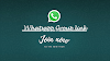 Hacking WhatsApp Group Invite Link - All Active Groups