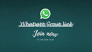 MISCELLANEOUS / Random WhatsApp Group Invite Links