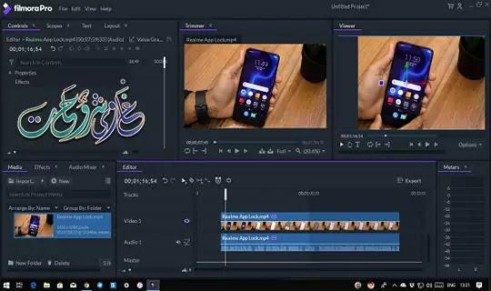 ميزات تحميل برنامج Filmora مع الكراك عربي 2020