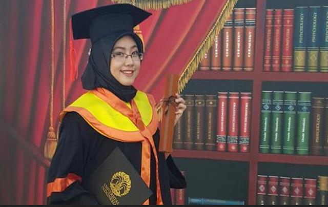 Wisudawan Termuda Lulusan UI, Raih IPK Tertinggi di Usia 19 Tahun