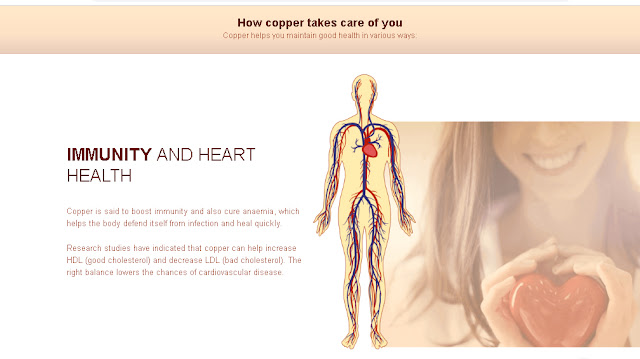 How Copper Takes Care 2