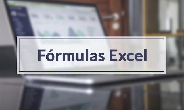 Fórmulas básicas Excel