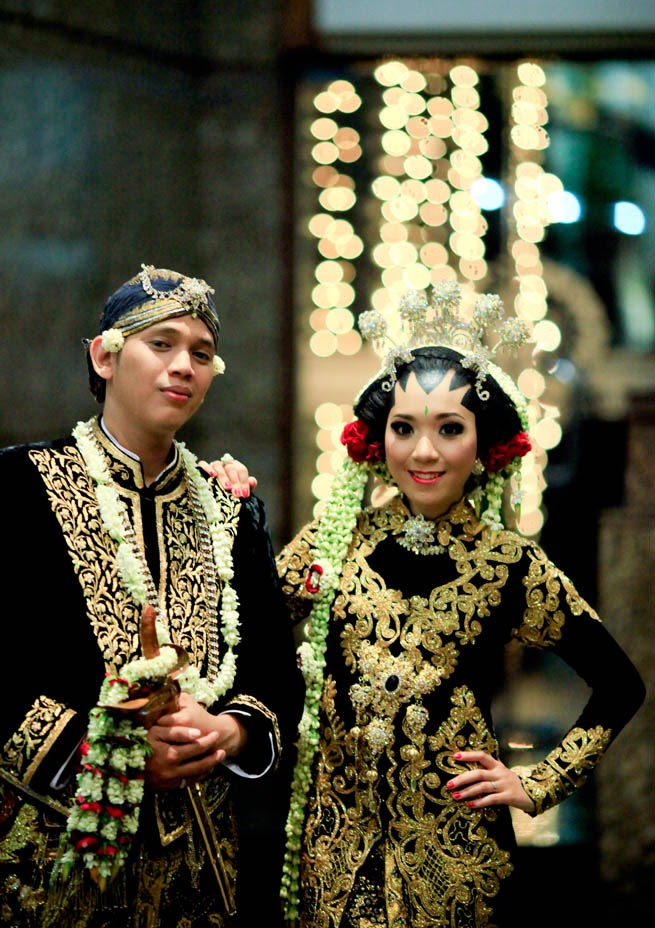 Puput Utami Wedding Outfit Idea Part I Manten Jawa