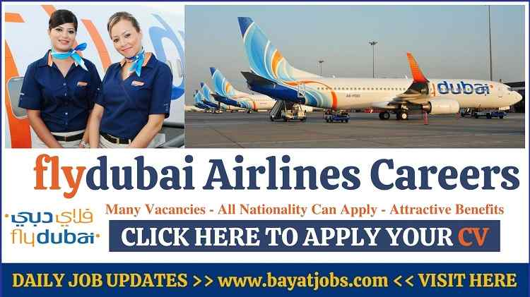 Flydubai Jobs in Dubai Announced Latest Careers 2020