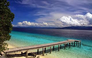 Tempat Wisata Pantai Liang