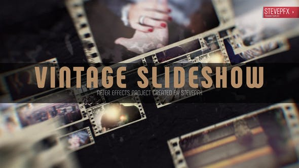 Vintage Slideshow[Videohive][After Effects][12467454]