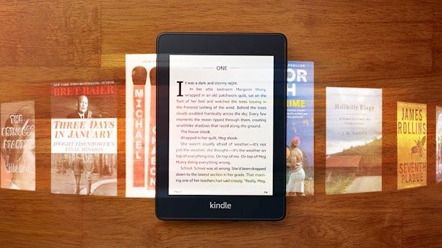 Pengalaman Pertama Beli ebook di Lazada