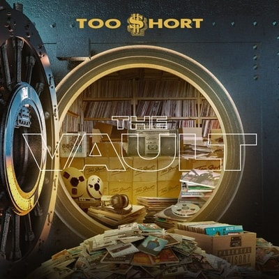 Too $hort - The Vault (2019) - Album Download, Itunes Cover, Official Cover, Album CD Cover Art, Tracklist, 320KBPS, Zip album