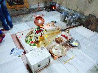 Baneshwar Mandir in Nasrapur Pune
