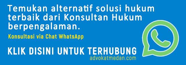 konsultasi hukum pengacara online via chat whatsapp