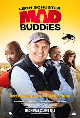 Mad Buddies (2012) 720p