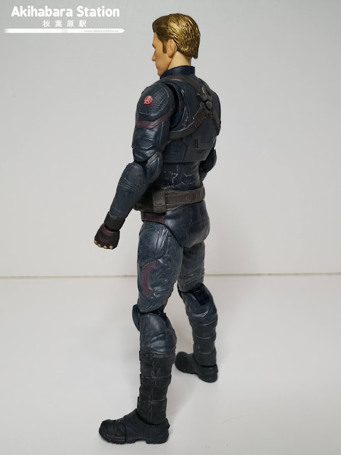 S.H.Figuarts Captain America Final Battle Edition de Avengers: End Game - Tamashii Nations