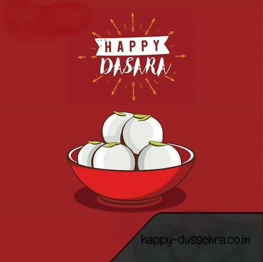 happy Dussehra images gif