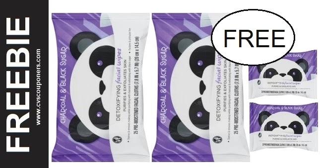 FREE CVS Health Facial Wipes at CVS 5/16-5/22