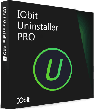 IObit Uninstaller Pro 9.3.0.11 poster box cover
