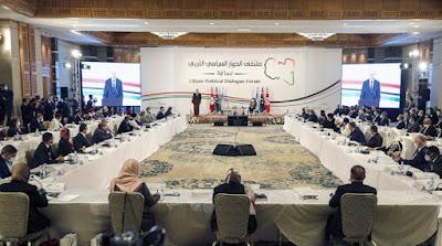 Libya talks