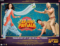 Arjun Patiala First Look Poster 7