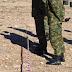 Τραυματισμός οπλίτη κατά τη διάρκεια εργασιών στο φυλάκιο της Στρογγύλης