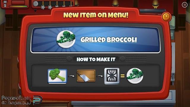 تنزيل لعبة cooking dash فيفر للكمبيوتر مجانا