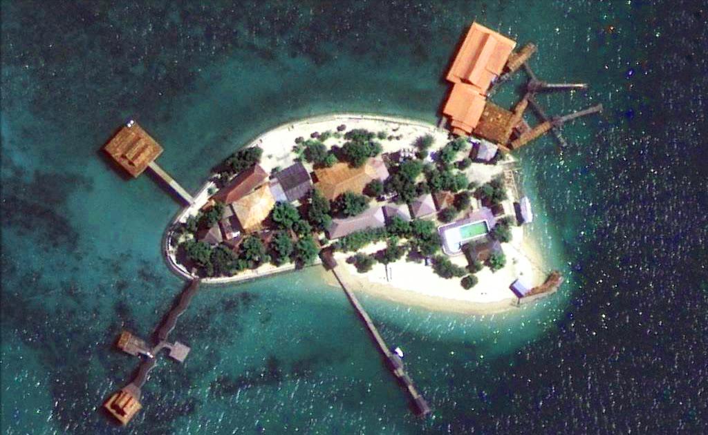 Pulau Wisata di sekitar kota makassar
