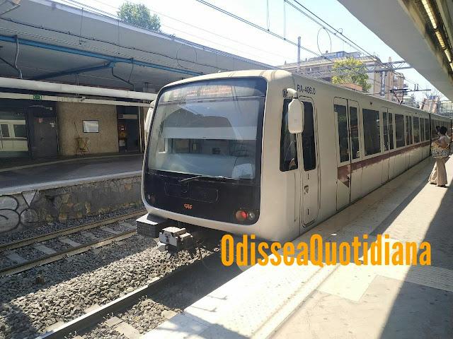 Metro B - Chiudono Castro Pretorio e Policlinico, ma nessuna navetta integrativa su strada