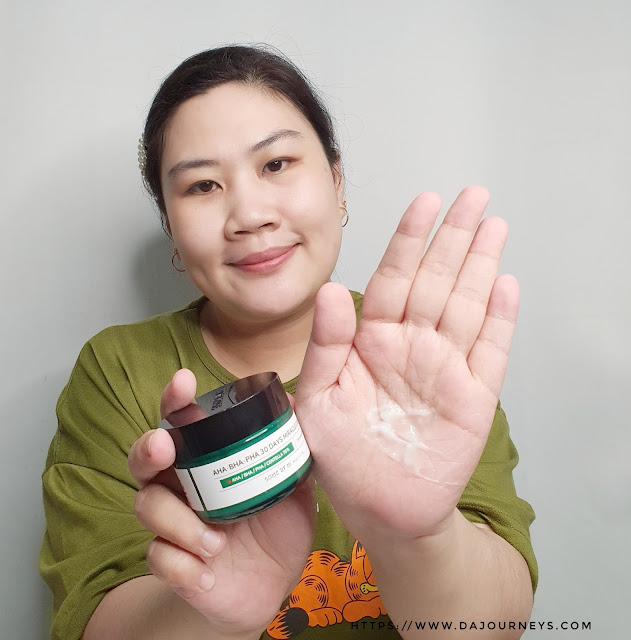 Review Some by Mi AHA BHA PHA 30 days Miracle Cream